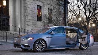 2019 Lincoln Continental - America's most luxury sedan