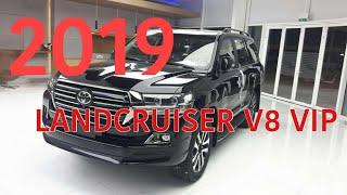 LANDCRUISER V8 VIP Excalibur 2019 , New Moder Car , ឡានថ្មី ទំនើប