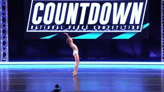 """Brianna Gorski - """"Allure"""" contemporary solo earns 1st in category and platinum at The Countdown Comp"""