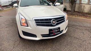 2013 Cadillac ATS Milwaukee, WI, Kenosha, WI, Northbrook, Schaumburg, Arlington Heights, IL 4768A