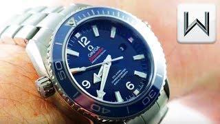 Omega Seamaster Planet Ocean Titanium (232.90.38.20.03.001) Luxury Watch Review