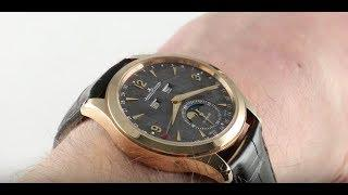 Jaeger-LeCoultre Master Calendar Meteorite Q1552540 Luxury Watch Review