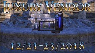 ESO Luxury Vendor 12-21-2018