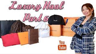 Luxury Bag Haul 2019 Part 6 ! Ang saya!