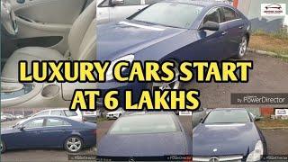Luxury Cars Start at 6 Lakhs| Hidden Luxury Car Market in Delhi | Karol Bagh Car market