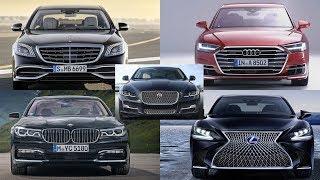 TOP 5 Luxury Sedan Cars 2018