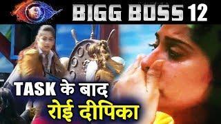 Dipika Kakar Breaks Down After Winning Luxury Budget Task; Here's Why | Bigg Boss 12