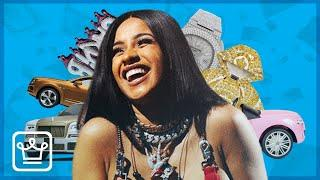 15 CRAZY Expensive Things Cardi B OWNS