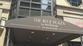 Ritz Plaza By Stonehenge - Luxury New York Apartments Near Times Square