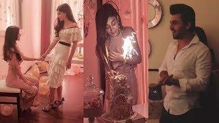 Urwa Farhan 27th Birthday Celebration With Her Husband And Sister