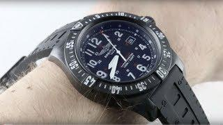 Breitling Colt Skyracer (Breitlite Case) X74320E4/BF87 Luxury Watch Review