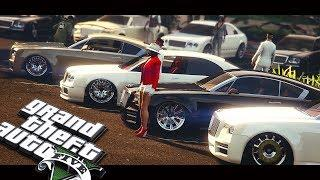 "GTA 5 Online - CAR MEET #56 ""LUXO"" ( LUXURY CARS ) PS4 Rockstar Editor"