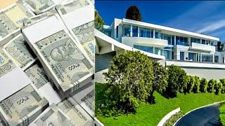 Millionaire luxury lifestyle | New Indian currency visualization | law of attraction #visualization