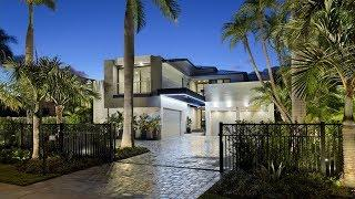 Modern Luxury Estate | Homes For Sale | 1040 South Ocean Boulevard Delray Beach, Florida