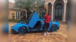 Gucci Mane Luxury New Cars Collection 2018