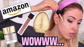 """LUXURY"" AMAZON MAKEUP?? 