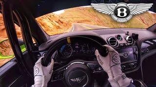 Bentley Bentayga Pikes Peak  - Rhys Millen POV