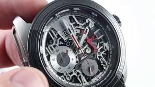 Jaeger-LeCoultre Master Compressor Extreme Lab 2 Limited Edition Q203T540 Luxury Watch Review
