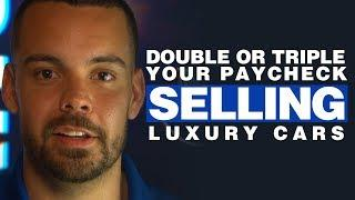 Car Sales | Why Selling Luxury Cars Is Better