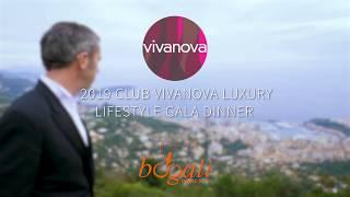 Turning Luxury into Charity Trailer .  2019 Club Vivanova Luxury Lifestyle Gala Dinner