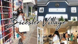 Come Luxury Shopping with me at Bicester Village | Is it really cheaper? | Duchess of Fashion