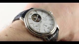 Blancpain Leman Tourbillon 8-Day Power Reserve 2125-1527-53B Luxury Watch Review