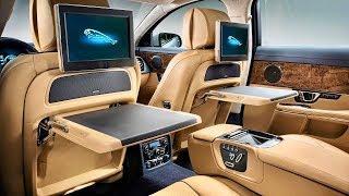 2018 Jaguar XJL Supercharged FULL REVIEW - World's Luxurious Sedan Car