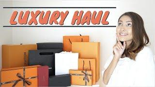 FAMILY LUXURY HAUL/UNBOXING 2019 | WHAT WE BOUGHT IN MONACO | SKINCARE, SHOES, ACCESSORIES
