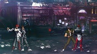 [KOF Hall Of Luxury] Strongest Strike ♥ Kyo-MI & Yagami-AD VS Kyo-XIV & Iori-XIV