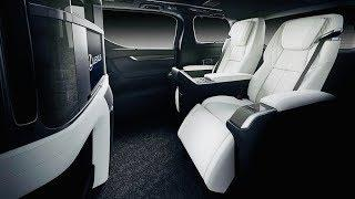 2020 Lexus LM - World's Most Luxurious Minivan