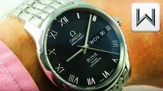 Omega De Ville Annual Calendar (431.10.41.22.01.001) Luxury Watch Review