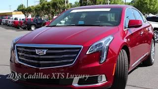 2018 Cadillac ATS Luxury Review - Burns Chevrolet | (803) 366-9414 | Rock Hill SC
