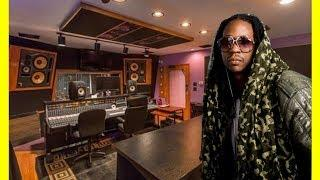 2 Chainz House Tour $2450000 Legendary Steve Vai's House Luxury Lifestyle 2018