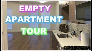 EMPTY LUXURY LOS ANGELES APARTMENT TOUR