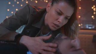 Lucifer 4x05 - Chloe risks her life to save Lucifer scene
