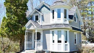Absolutely Adorable Victorian Tiny House is a Magical Place on 3 Acres of Tranquility