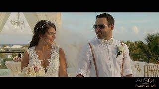 Al Sol Luxury Village - Cap Cana  wedding