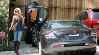 Paris Hilton - Car Collection