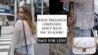 WHAT PRE-LOVED LUXURY STORES DON'T WANT YOU TO KNOW...