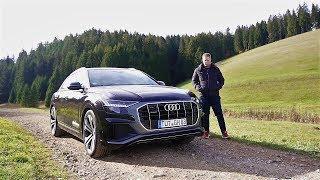 Was kann das neue Flaggschiff von Audi? - 2019 Audi Q8 - Review, Fahrbericht, Test