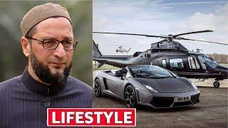Asaduddin Owaisi Lifestyle, House, Cars, Family, Luxurious Lifestyle, Biography & Net Worth