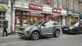 Jamie Oliver Test Drives The New Range Rover Evoque HD 2019
