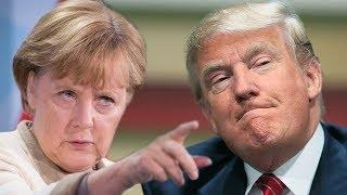 President Trump to impose total ban on luxury German cars