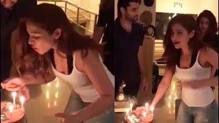 Ayesha Omer Birthday Celebration with Friends