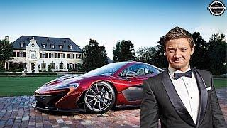 Jeremy Renner's Luxurious Lifestyle ★ 2018 [Hawkeye Real Life]