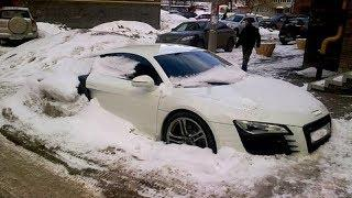 Abandoned Luxury Cars 2018 New