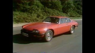 Jaguar XJ-S | Vintage Car review | Luxury car | Drive in | 1975