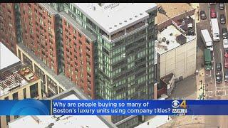 Is Boston's Luxury Housing Boom Expanding The City's Racial Divide?