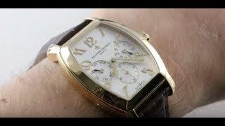 Vacheron Constantin Royal Eagle Day & Date 42008/000J-9061 Luxury Watch Reviews