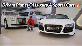 Number 1 Luxury & Sports Car Dealer In India ???? | Preowned Rolls Royce | My Country My Ride